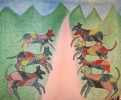 AR 17- Animals by Kala Bai Shyam