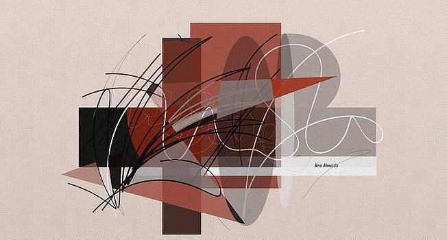 Arabescos 2 by Ana Almeida
