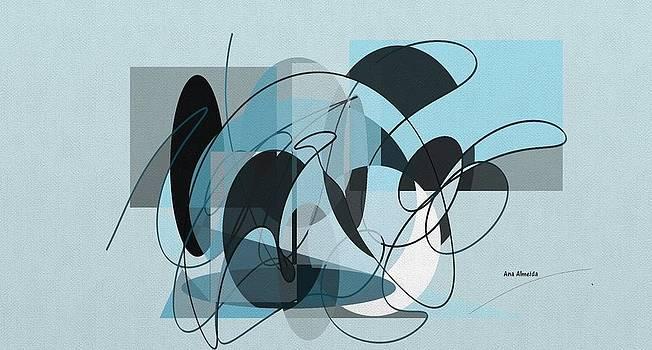 Arabescos 3 by Ana Almeida