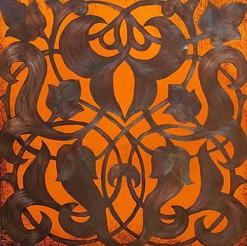 Arabesque Window Passage by Shahna Lax