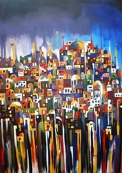 Arabian community by Anwar Sadat