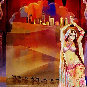 Corporate Art Task Force - Arabian Nights