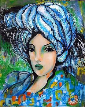 Arabian Prince by Tatiana Tatti Lobanova