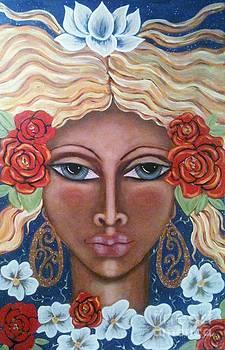 Aradne's Crown by Maya Telford
