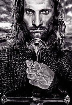 Aragorn by Kohdai Kitano