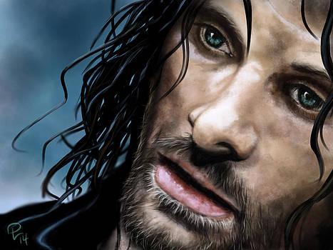 Aragorn by Pia Langfeld