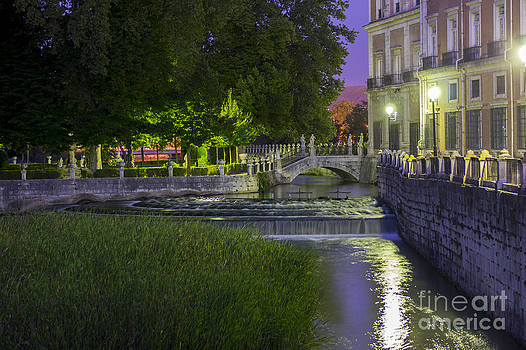 Aranjuez by night by Stefano Piccini