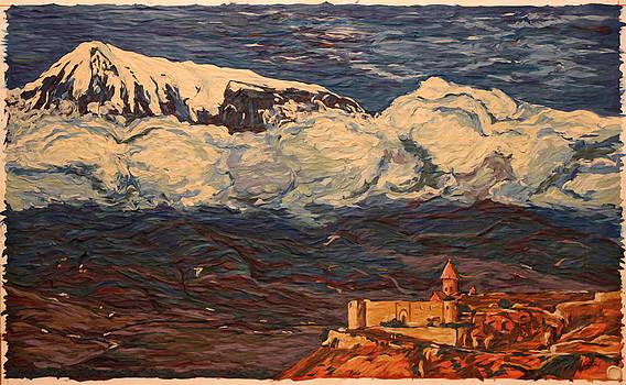Ararat by Marat Zakirov