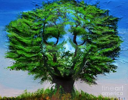 Arbor Day by P Dwain Morris