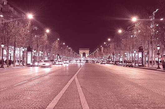 Arc De Triomphe 5 by Riad Belhimer