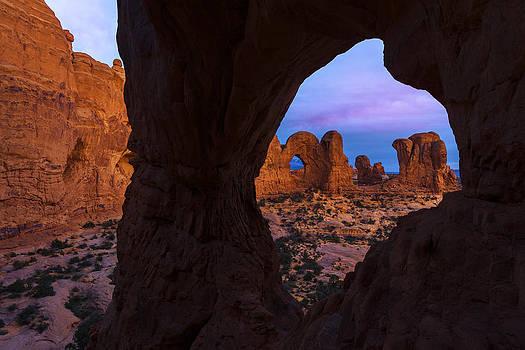 Dustin  LeFevre - Arch Arch
