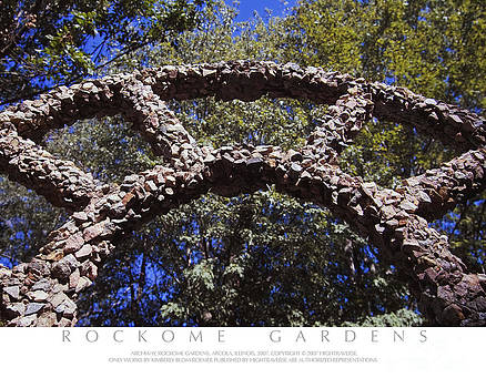 Kimberly Blom-Roemer - Arch Detail at Rockome Gardens