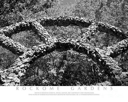 Arch Detail in Rockome Gardens by Kimberly Blom-Roemer