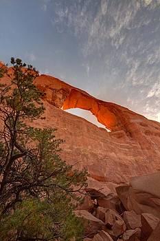 Arch Glow by Rick Otto