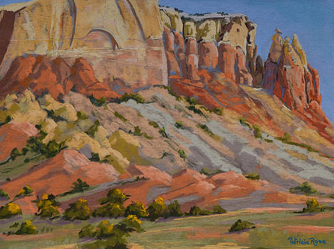 Arch of Ghost Ranch by Patricia Rose Ford