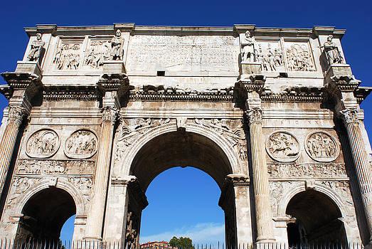 Ramunas Bruzas - Arch Of Triumph