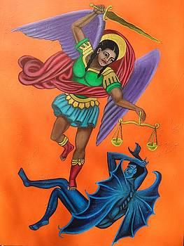 Archangel by Jane Madrigal