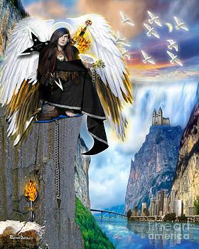 Archangel Michael by Warrior Danika