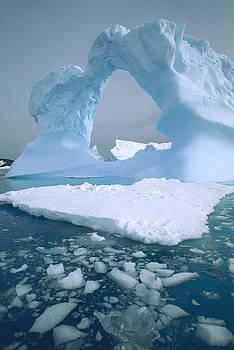 Colin Monteath - Arched Iceberg Antarctica