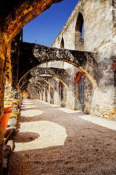 Jo Ann Snover - Arched walkway