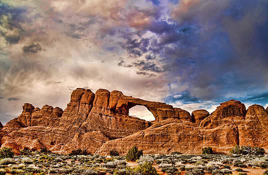 Arches 5 by Kerri Garrison