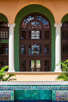 Arches and Doors at the Biltmore by Ed Gleichman