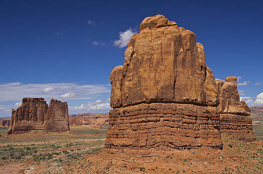 Arches National Park - 7970 by Jerry Owens