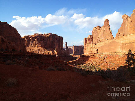 Kate Avery - Arches National Park