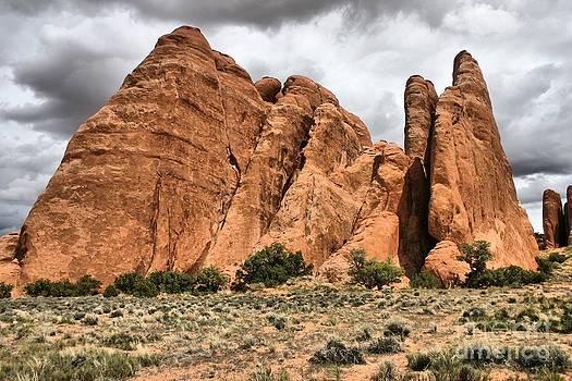 Arches National Park Utah by Katherine Karsten