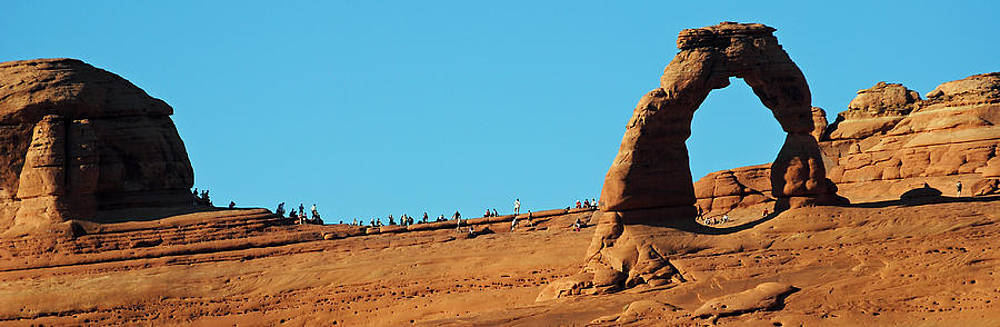 Jeff Brunton - Arches National Park Delicate Arch Pan 5