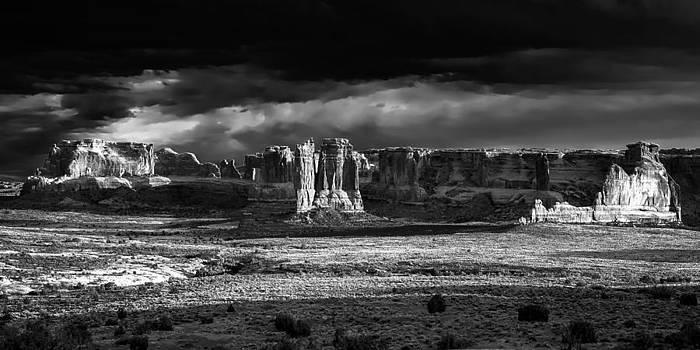 John McArthur - Arches Panorama