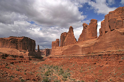 Wes and Dotty Weber - Arches Park Avenue