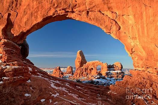 Adam Jewell - Arches Window Frame