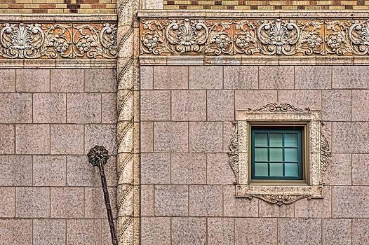 Nikolyn McDonald - Architectural Detail - Rose Theater - Minimalist