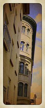 Laura Carter - Architectural Details Cityscape Photographic Print