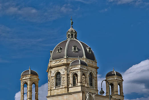 Architectural monuments and buildings of Europe. Austria. Vienna. by Larisa Karpova