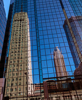 Architectural Reflections by Lonnie Paulson