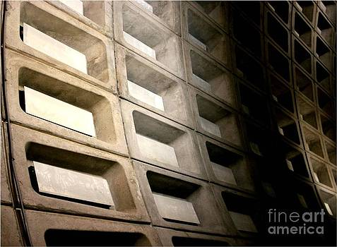 Architecture Greys And Browns by Patty  Thomas