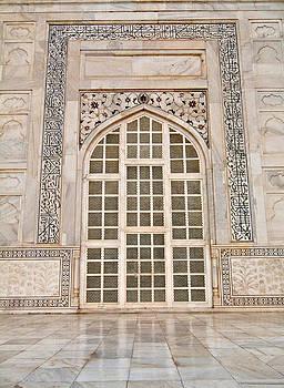 Devinder Sangha - Architecture of Taj Mahal