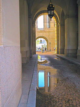Archway Reflections by Bess Yearsley