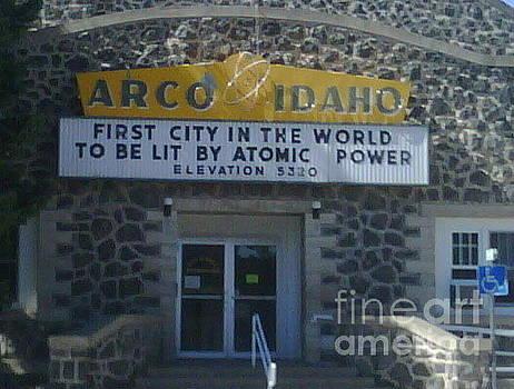 Arco by Jeff Pickett
