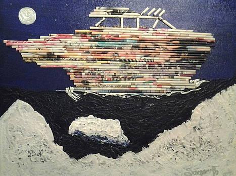 Arctic Cruise by Edwina Sage Washington