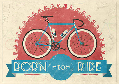 Are you born to ride your bike? by Andy Scullion