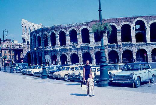 Arena Verona Italy 1962 by Cumberland Warden