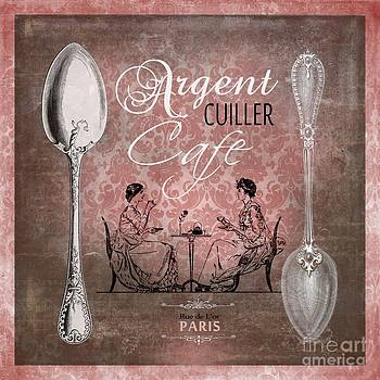 Argent Cuiller Cafe by Sharon Marcella Marston