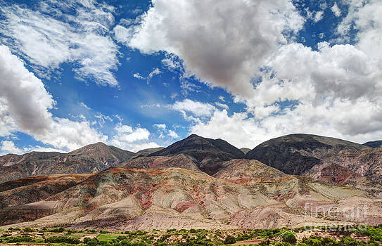 Vivian Christopher - Argentina Landscape