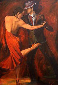 Argentine Tango by Sheri  Chakamian