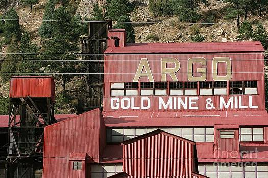 Argo Gold Mine by Crystal Miller