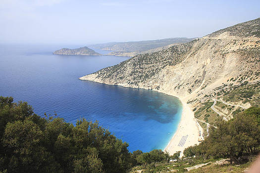 Argostoli Greece by Cassandra NightThunder