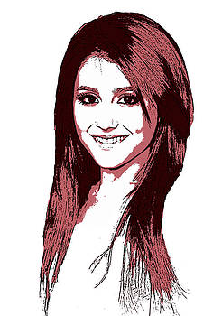 Ariana Grande 2 by John Novis